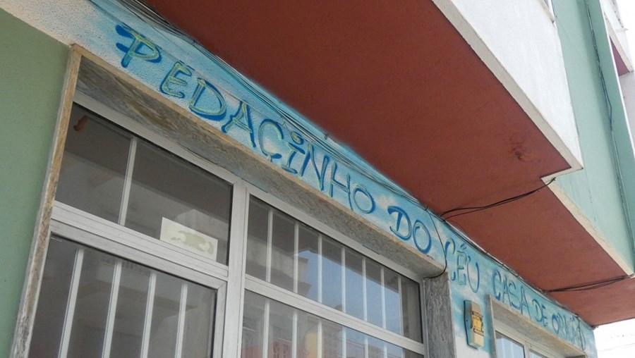 Associação Pedacinho do Céu tem instalações em Olhão. Responsável recusou prestar esclarecimentos