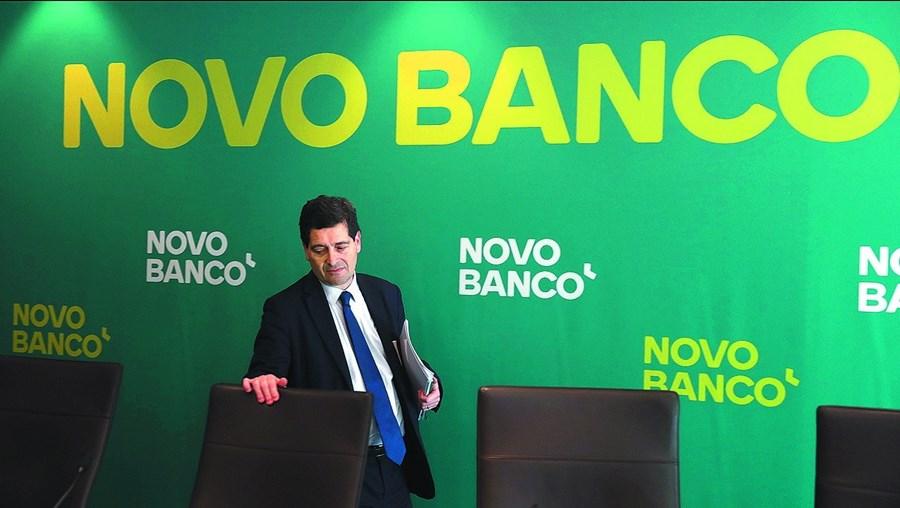 António Ramalho, presidente do Novo Banco,
