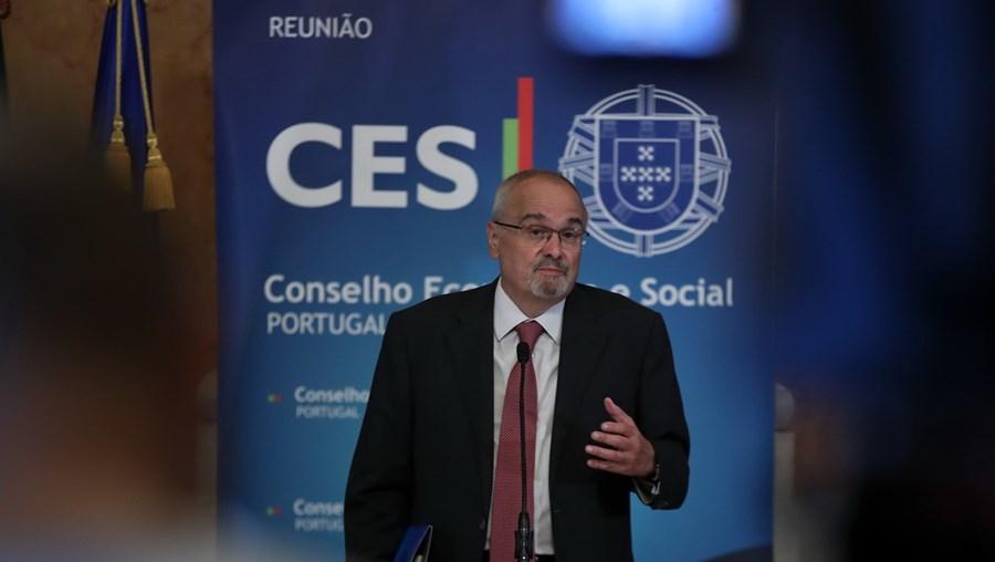 Vieira Lopes é presidente da CCP