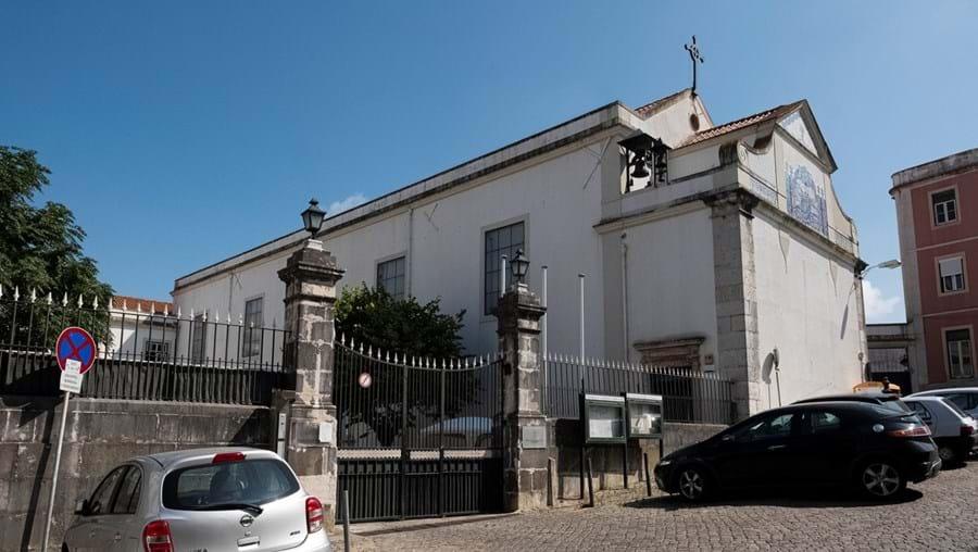 Lar Mansão de Santa Maria de Marvila, em Lisboa
