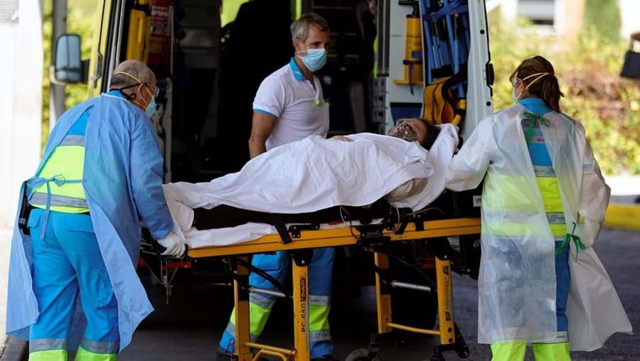 Pandemia de coronavírus em Espanha