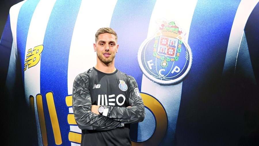 Cláudio Ramos no FC Porto