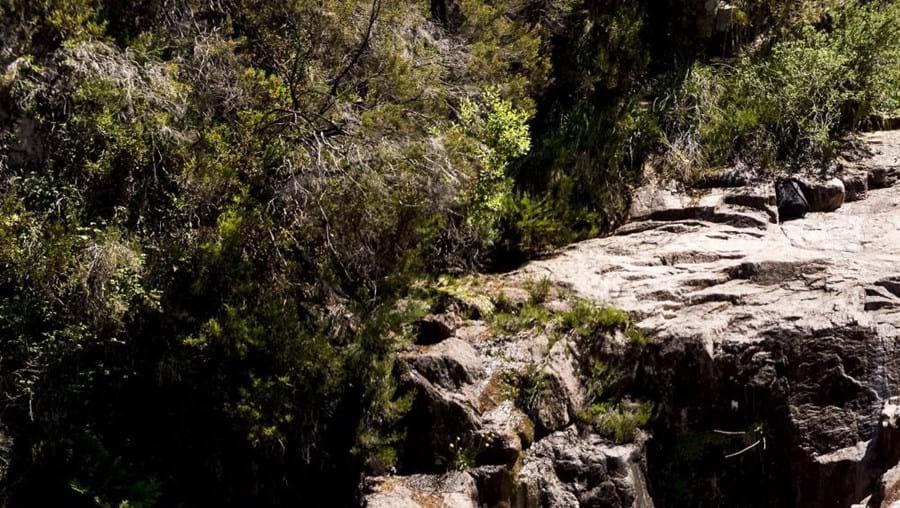 Cascata da Portela do Homem, em Terras do Bouro, Gerês.