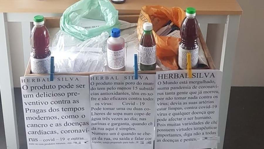 Homem de 73 anos vendia remédios que prometiam a cura para a Covid-19 e acabou preso pela GNR
