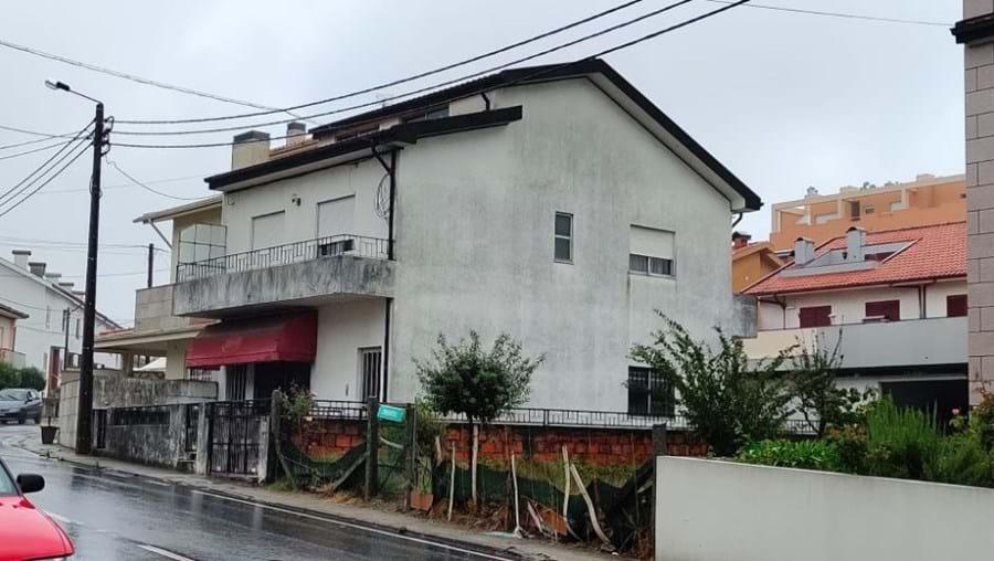 Casa do idoso roubado no Porto