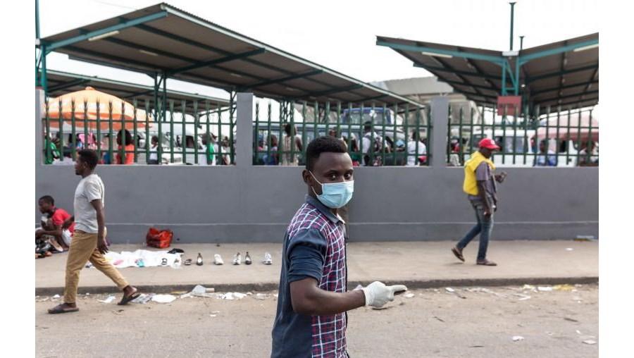 Aulas na capital moçambicana reiniciadas segundo medidas de prevenção contra a Covid-19
