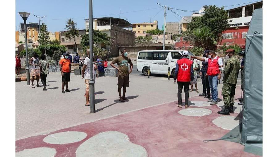 No concelho da Cidade da Praia, deram positivo 40 dos 308 testes ao Covid-19 realizados na segunda-feira