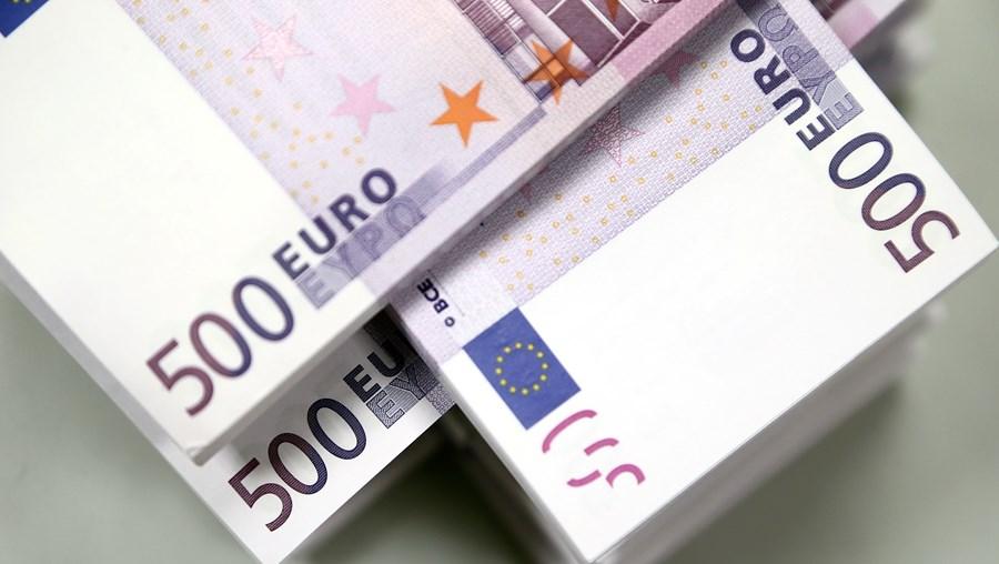 euros, dinheiro, notas