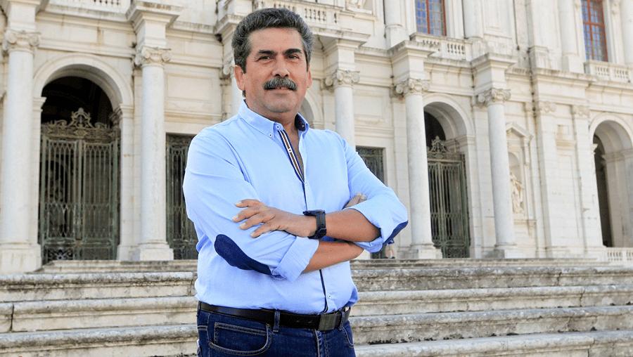José Graça, presidente do Movimento Democrático de Reformados e Pensionistas (MODERP)