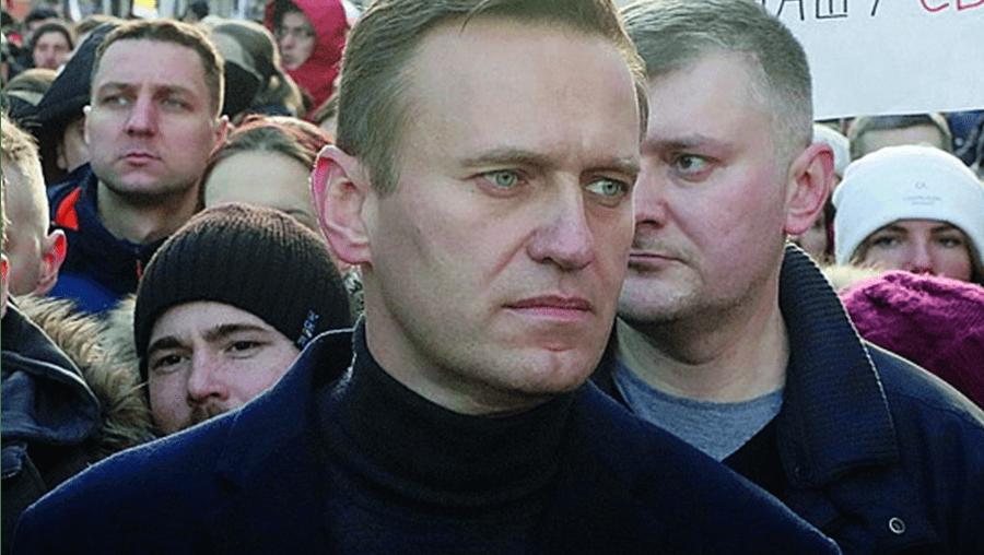 Navalny terá sido envenenado