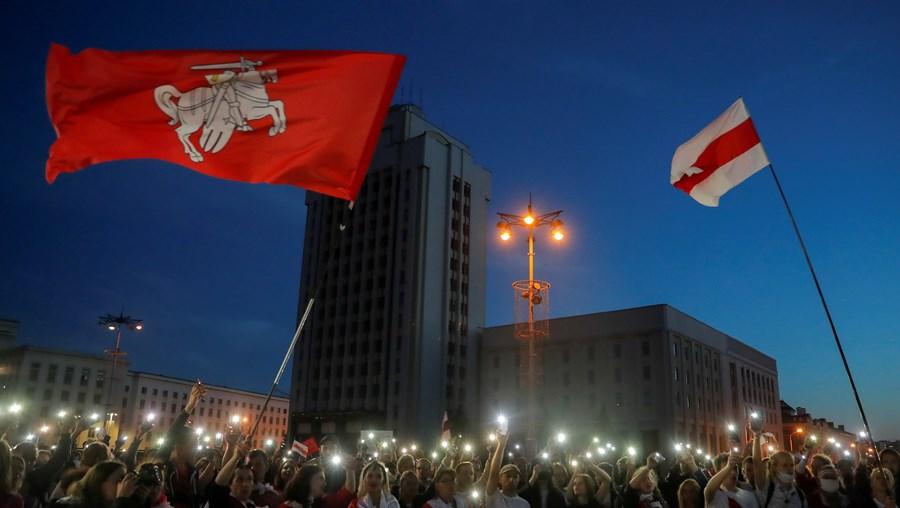 manifestações, Bielorrússia