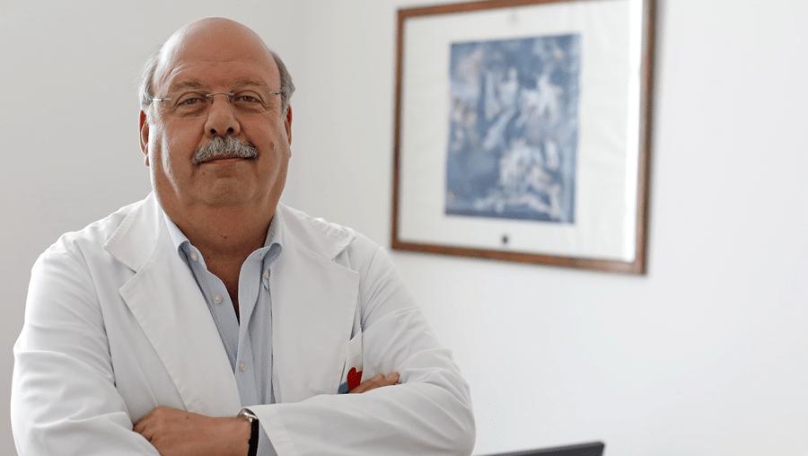 Luís Afonso, diretor clínico da Direção de Saúde da Santa Casa