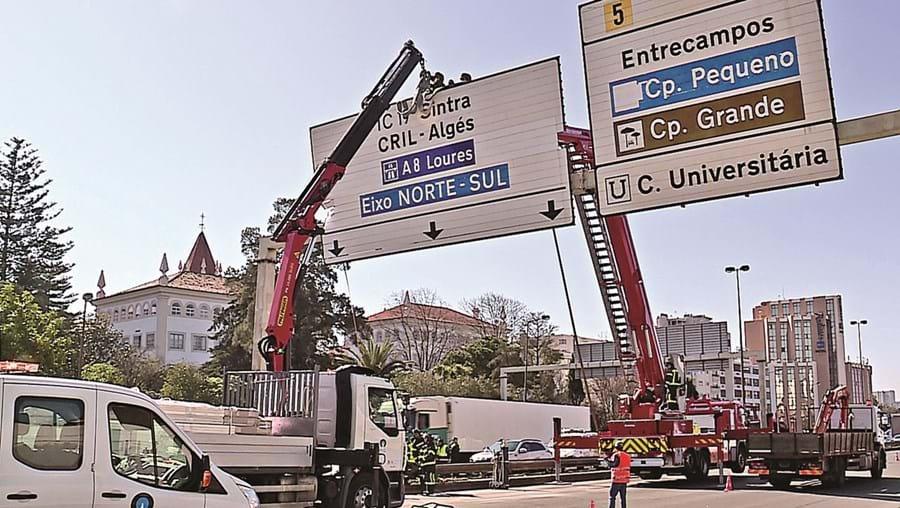 Autarquia garante que as obras não vão afetar a circulação automóvel durante os dias de semana