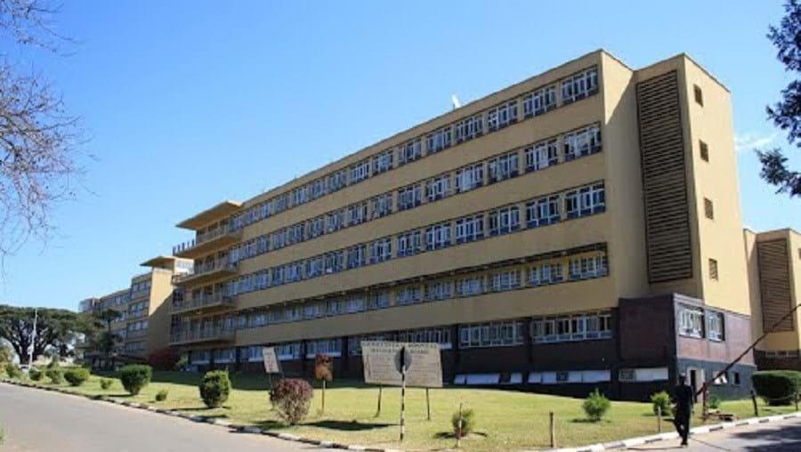 Kitwe Teaching Hospital, na Zâmbia