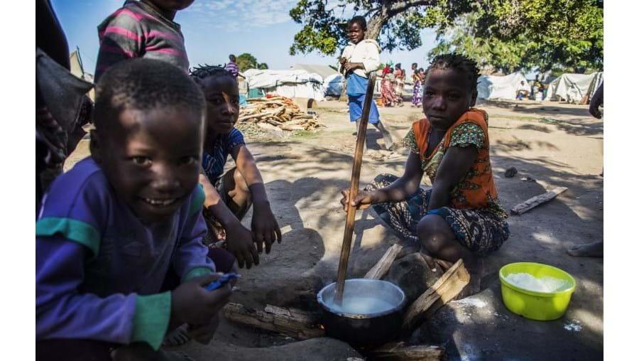 População foge aos ataques armados em Cabo Delgado