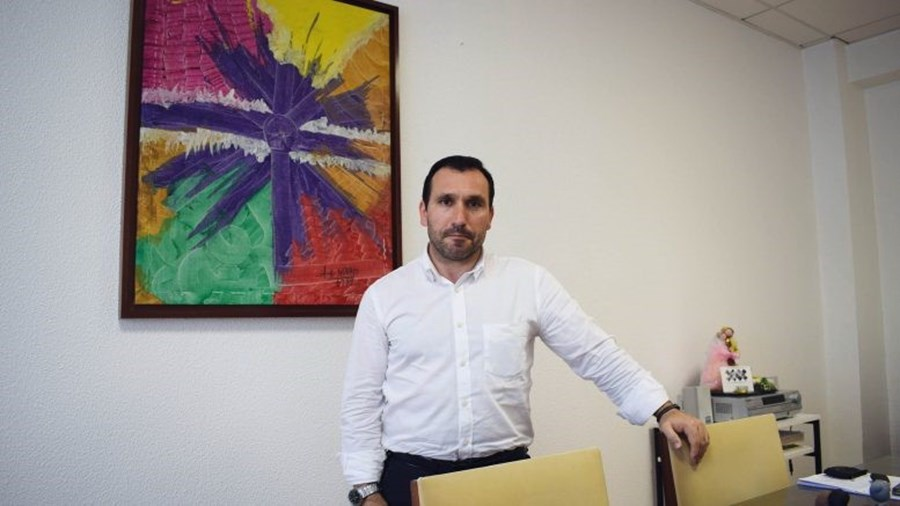 Manuel Fernando , da paróquia de Alfena, Valongo, esteve 33 dias em isolamento, sem sintomas.