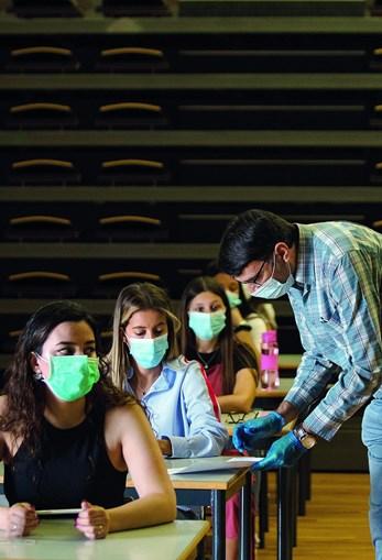 Governo reitera que aulas no Ensino Superior devem ser em regime especial