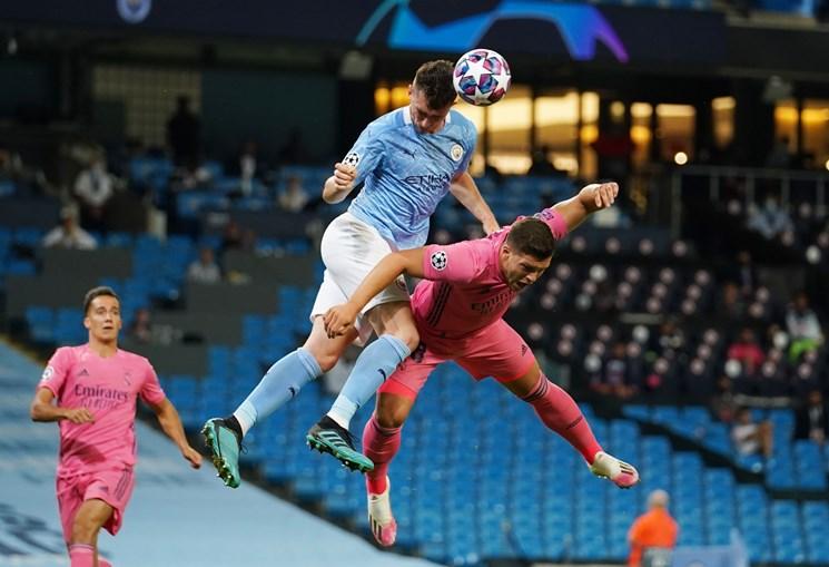 Manchester City 'empurra' Real Madrid para fora da Liga dos campeões