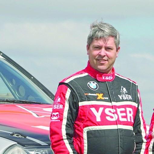 Bernardo Moniz da Maia tem no automobilismo um hobby