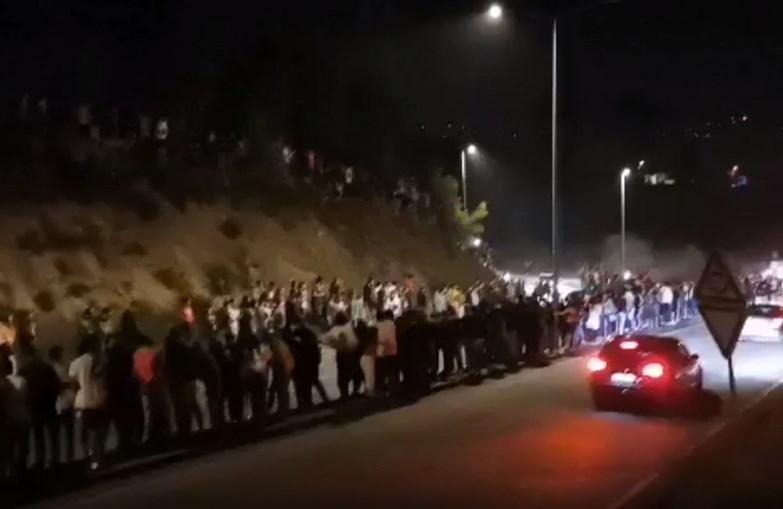 Corridas de carros ilegais juntam duas mil pessoas em Vale de Cambra