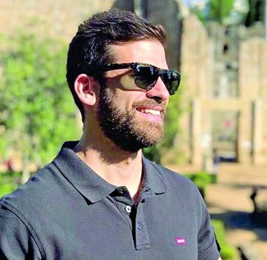 João Brajal, treinador pessoal, já treinou famílias