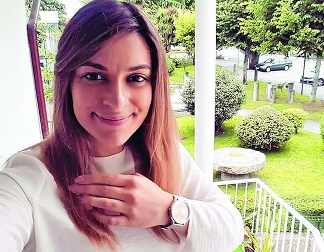 Um disparo acidental matou Carla Amorim, de 32 anos