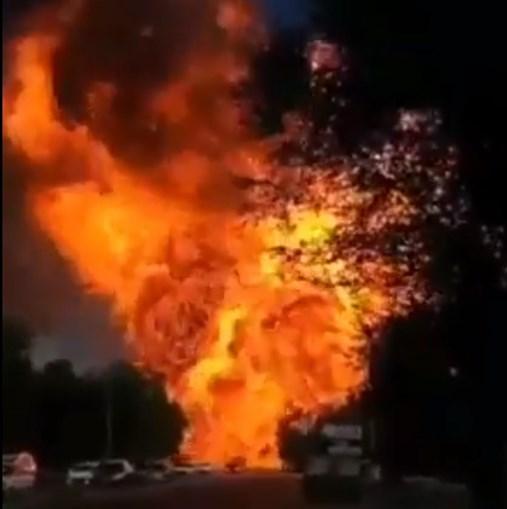 Explosão em bomba de gasolina faz 13 feridos na Rússia