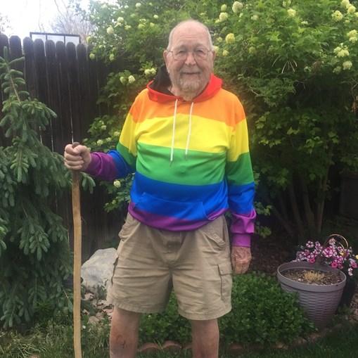 Após 90 anos a viver uma mentira um homem norte-americano assume-se homossexual