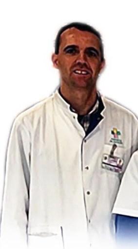 Pedro Vieira era técnico de farmácia, tinha 37 anos e deixa mulher e filha