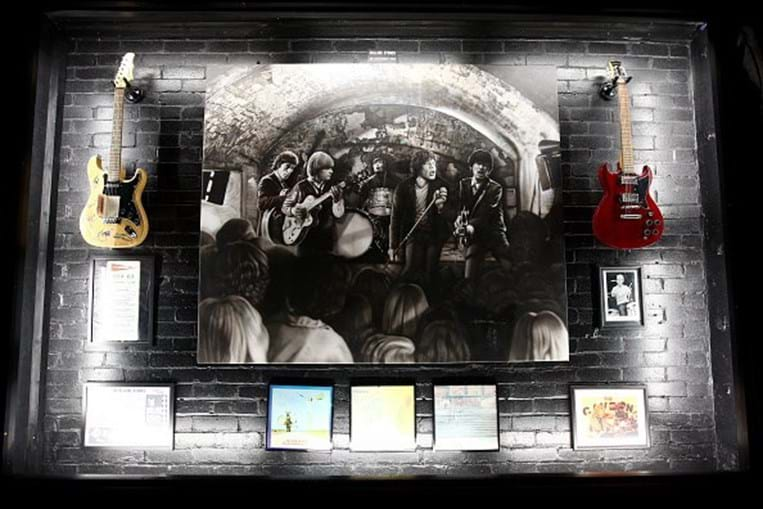 Cavern Club The Rolling Stones