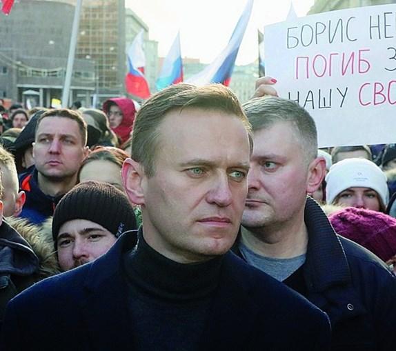 Navalny terá sido envenenado com Novichok