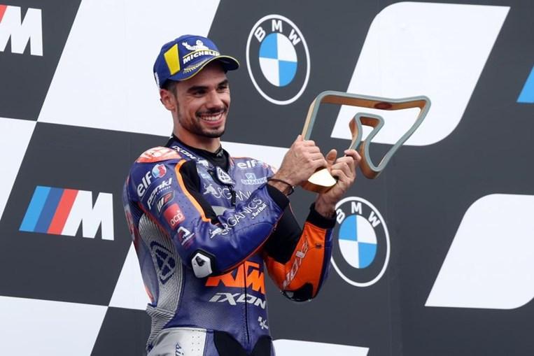 Miguel Oliveira conquista o melhor lugar da carreira no MotoGP e sagra-se campeão
