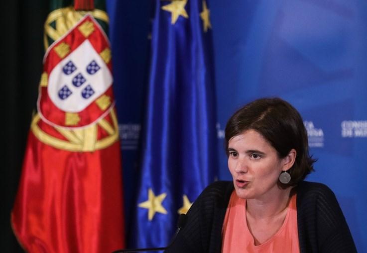Ministra da Presidência, Mariana Vieira da Silva