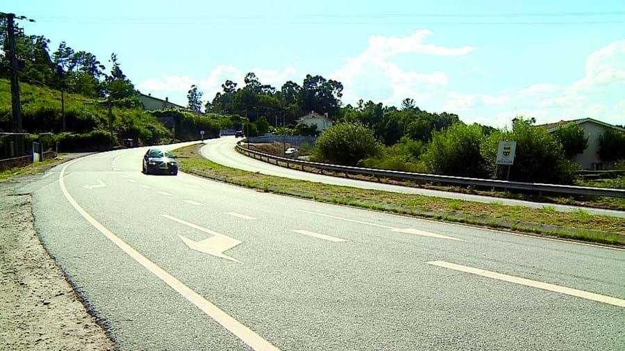 Acidente aconteceu na Ponte do Porto, zona limítrofe entre Braga e Amares