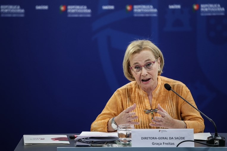 Graça Freitas, diretora-geral da Saúde