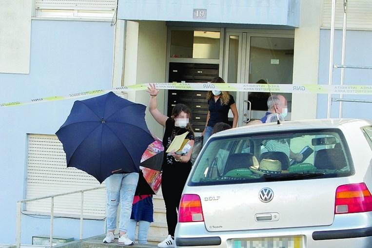 Duas mulheres foram ontem ouvidas pelos investigadores da Polícia Judiciária