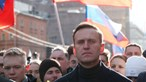 Opositor russo Alexey Navalny detido no regresso a Moscovo
