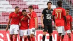Benfica vence Rennes no sexto triunfo da pré-temporada em jogo de estreia de Darwin
