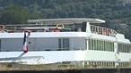 Casal de passageiros de cruzeiro no Douro internado com Covid-19 em hospital de Matosinhos