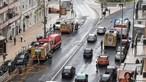 Incêndio num posto da EDP corta túnel da Avenida João XXI em Lisboa