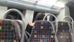 """""""É desta que vou ficar famosa"""", diz jovem apanhada em cenas de sexo no comboio"""