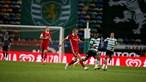 Sporting vence Aberdeen e garante permanência na Liga Europa