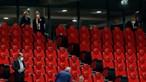 """DGS não autoriza sócios do Benfica no jogo na Luz. Clube fala em """"incompetência e incúria"""""""