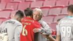 Rúben Dias marca e deixa marca num Benfica que dominou o Moreirense