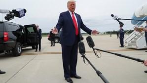 Trump defende apoiante que matou duas pessoas nos EUA