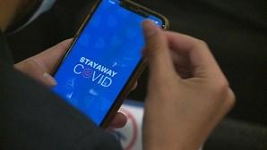 Em 500 mil infeções de Covid-19, 'app' Stayaway só gerou 12 mil códigos