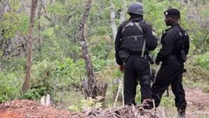 Granada perdida no campo mata duas crianças em Moçambique