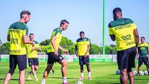 Sporting vai pedir despenalização de Palhinha