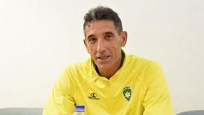 Morreu 'Dito', antigo jogador do Benfica, FC Porto e Sp. Braga