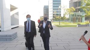 Aníbal Pinto chega ao Campus da Justiça